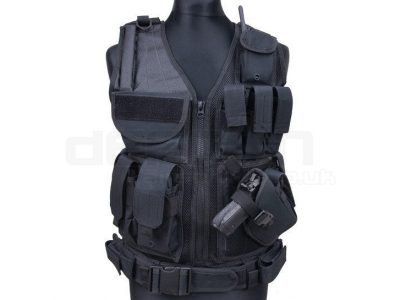 KAM-39 tactical vest – black