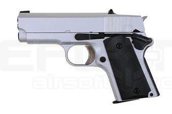 Full Metal Detonics Combat Master .45 GBB pistol R45A1
