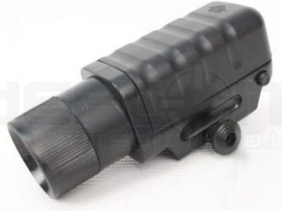 Airsoft Gun Tactical Rail Mounted Torch
