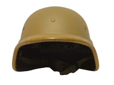 Airsoft Tactical Helmet Tan 1