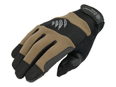 Armored Claw Accuracy Tactical Gloves - tan