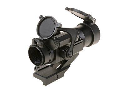 Battle Reflex GreenRed Dot Sight Replica - Black_5