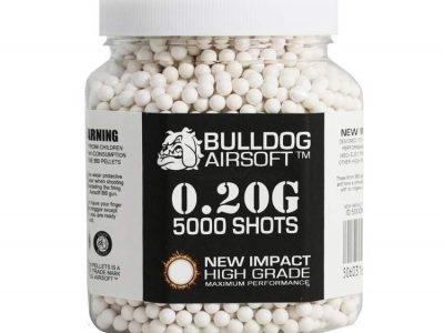 Bulldog Airsoft Bb Pellets 0.20g
