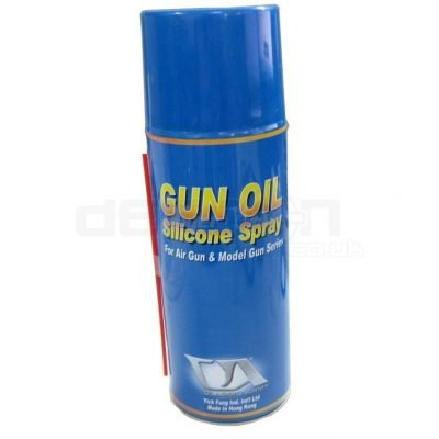 Classic Army Gun Oil Silicone Spray 100ml