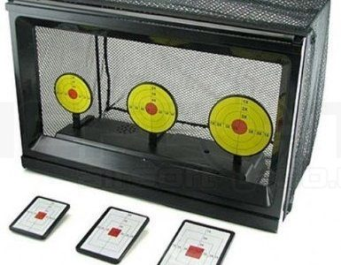 Mechanical Automatic Airsoft Shooting Target