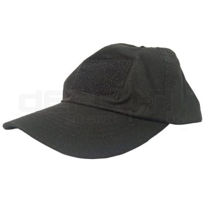Tactical Black Cap