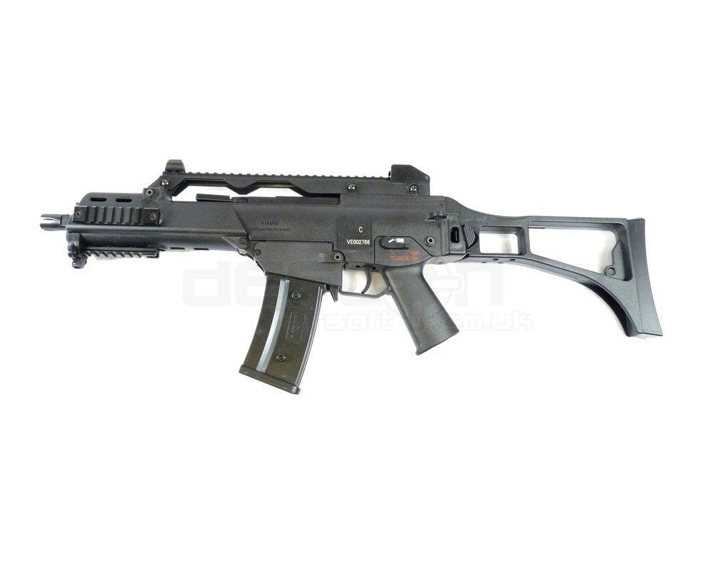 A&K DMR (AK25) with Suppressor » DEFCON AIRSOFT