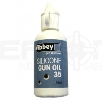 Abbey Silicone Gun Oil 35 (Dropper)