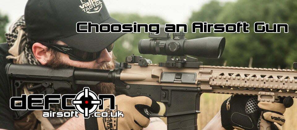 Choosing-an-Airsoft-Gun