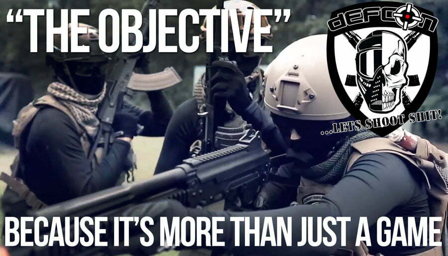 airsoft-objective