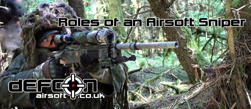 Airsoft Sniper