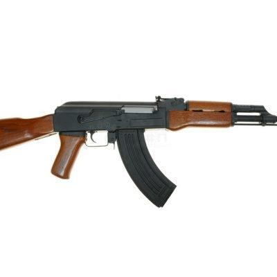 CM046 Full Metal/Real Wood Blow Back AK-47