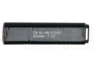 Cyma NiMh 7.2 V 500mAh