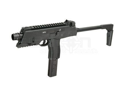 ASG (KWA) MP9 A3 sub-machinegun – Black