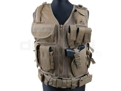 KAM-39 tactical vest – Tan