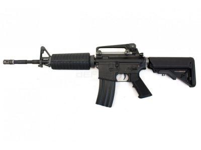 Katana M4A1 Blue 300 AEG Rifle – Black