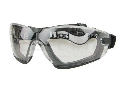Bollé COBRA clear protective glasses