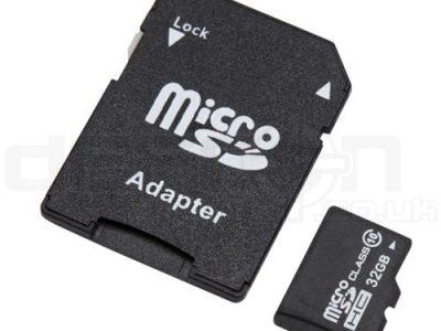 32GB MICRO SDHC  1