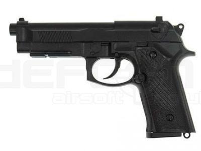 HFC M9 NBB Gas Pistol with Rail 1
