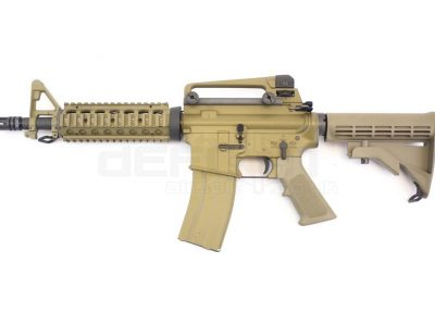 WE M4 CQB GBB Rifle 1