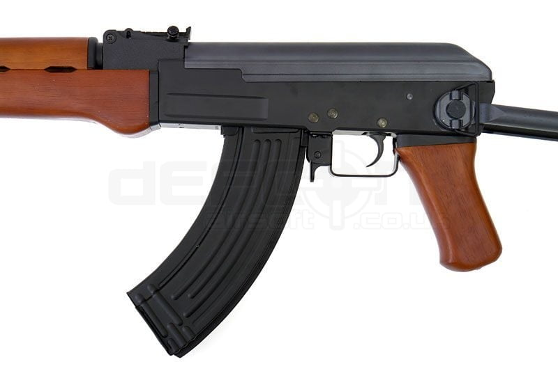 CYMA Tactical AK47 Real Wood Full Metal - CM042S