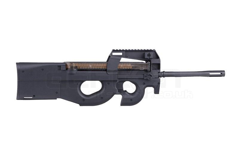 p90 machine guns