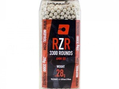 NUPROL RZR 3300rnd 0.28g BB's