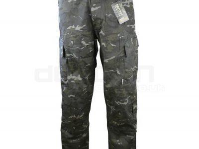 KombatUK Assault Trouser - ACU Style - BTP Black