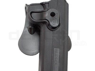 Nuprol 1911MEU Pistol Retention Paddle Holster
