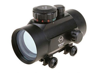 Theta Optics Red Dot 1x40 Reflex Sight 1