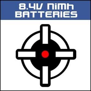 8.4V NiMh Batteries