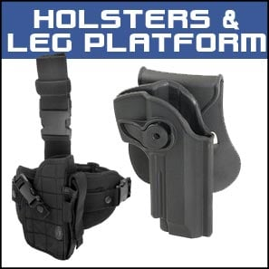 Holsters & Leg Platforms