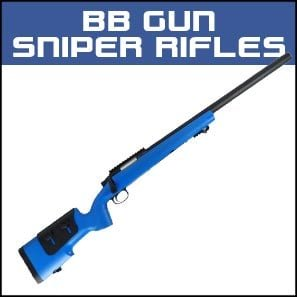 BB Gun Sniper Rifle