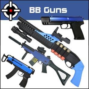 Two-Tone BB Guns