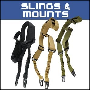 Slings & Sling Mounts