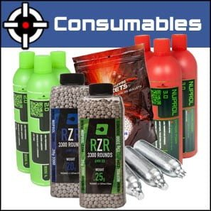 Airsoft Consumables