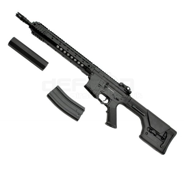 A&K DMR M4 with Suppressor