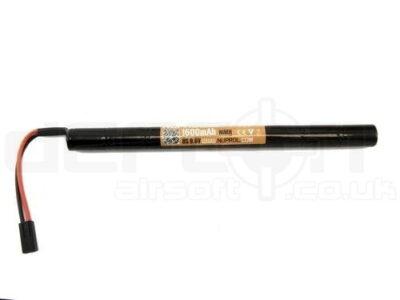 Nuprol 1600mah 9.6v NiMH Stick AK Type