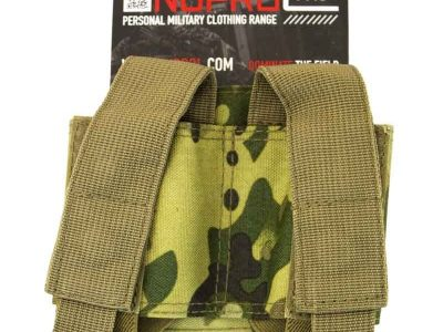 Nuprol PMC Double 40mm Pouch - NP Camo