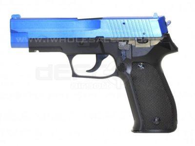 HFC MK8 NBB Green-Gas BB Gun Pistol with Rail