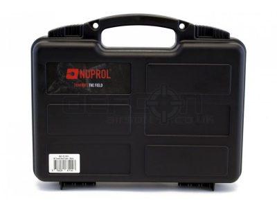 Nuprol Pistol Hard Case - Black