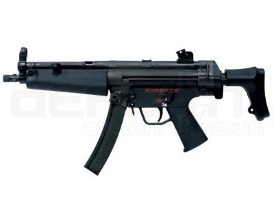 Bolt MP5 Swat J (Hard Kick Recoil)