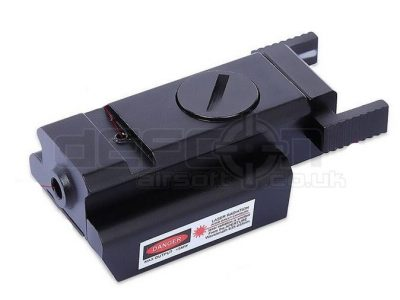 Pistol Red Laser Sight RIS Mount