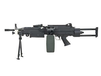 A&K M249 Para AEG Support Gun