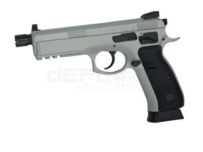 ASG CZ SP-01 SHADOW CO2 GBB Pistol Urban Grey