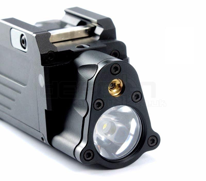 Sbal Pl Replica Pistol Laser Flashlight 187 Defcon Airsoft