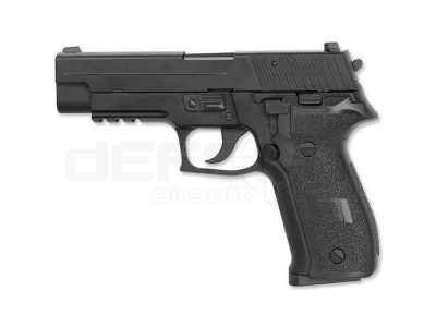 Tokyo Marui SIG Sauer P226 Railed GBB Pistol