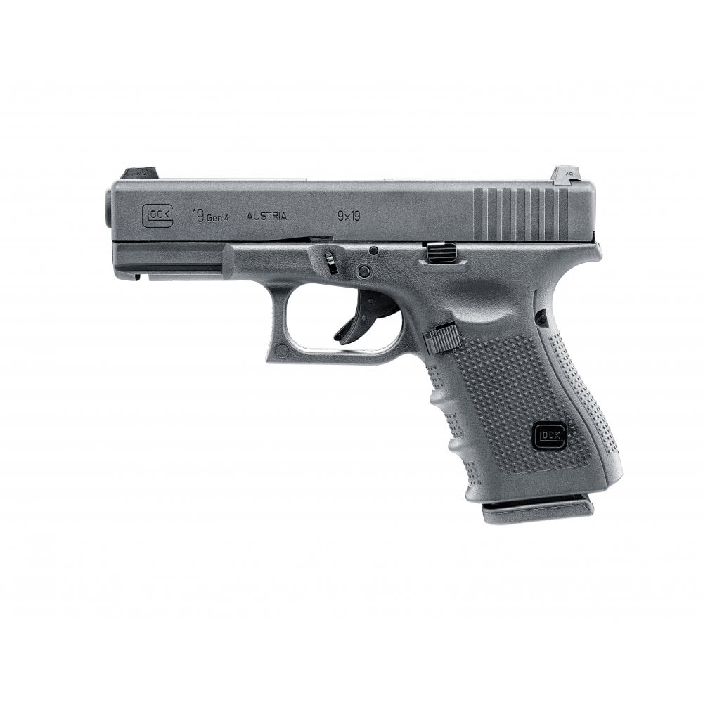 Umarex Glock 19 Gen 4 Gas Blowback Pistol