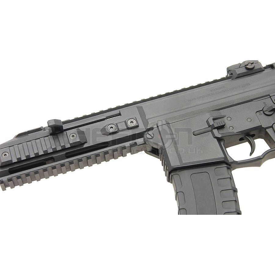 GHK G5 GBBR Carbine Airsoft Rifle