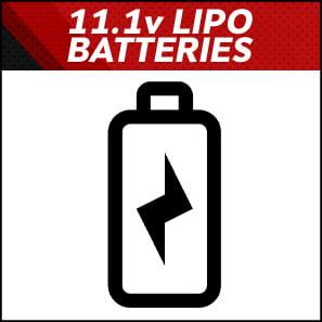 11.1V LiPo Batteries